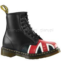 MARTENSY MODEL DR. MARTENS 1460 UNION JACK