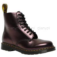 DR. MARTENS PASCAL CHROMA RED