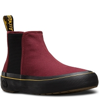 DR. MARTENS QUEX PHOEBE CHERRY RED