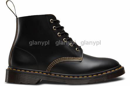 DR. MARTENS 101 ARCHIVE BLACK SMOOTH