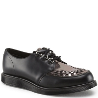DR. MARTENS CREEPER RAMSEY BLACK + PEWTER