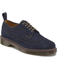 DR. MARTENS 3989 SHREEVES DARK BLUE BROGUE