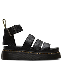 DR. MARTENS QUAD SHORE CLARISSA II BLACK AUNT SALLY