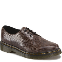 DR. MARTENS 1461 BROWN WAVE